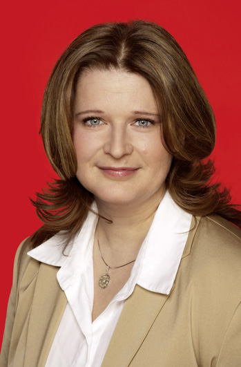 Portraitfoto von Nicole Ritter (Quelle: Parteivorstand)